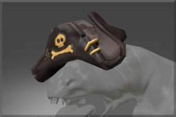Inscribed Uncommon Pirate Slayer's Tricorn