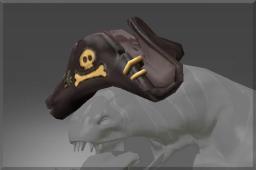 Strange Inscribed Uncommon Pirate Slayer's Tricorn