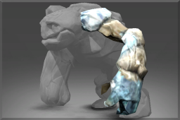 Rare Elemental Ice Left Arm
