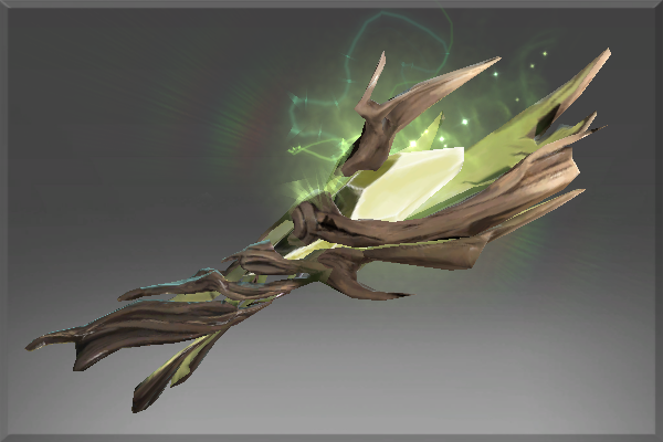 ToXiC RadiAtiOn's Autographed Crystal Dryad