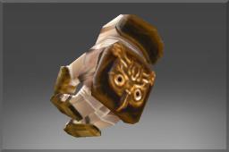 Bobusang's Fist of the Predator Owl
