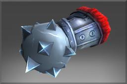 Rare Frostiron Raider Fist
