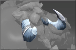 Uncommon Arctic Hunter's Tusks