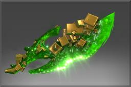 Strange Immortal Emerald Conquest