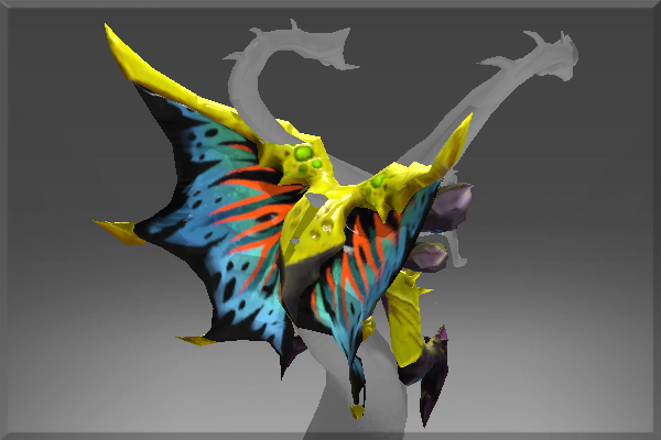 ToXiC RadiAtiOn's Acidic Wings of the Hydra