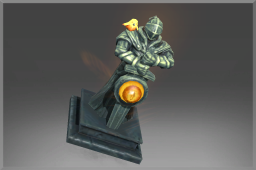 Common Knight Statue