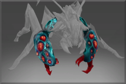 Rare Infesting Claws