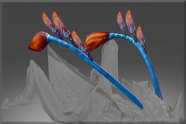 ToXiC RadiAtiOn's Antennae of the Master Weaver