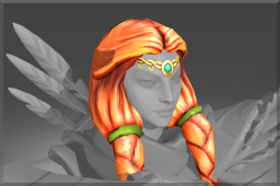 Rare Circlet of the Northern Wind