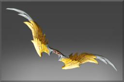 Uncommon Gilded Falcon Bow