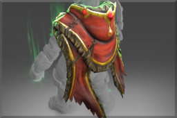 Uncommon Regalia of the Wraith Lord Cape