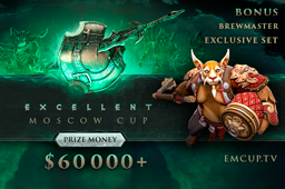 image for Excellent Moscow Cup Season 2