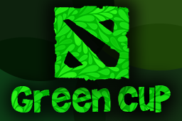 Common Green Cup by Terrikon