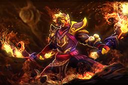 Rare Blaze Armor