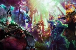 Mythical Great Sage's Reckoning Loading Screen