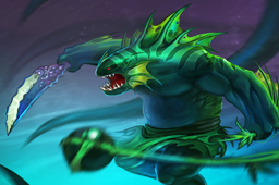 Rare Deepweed Drowner
