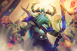 Primeval Prophet Loading Screen