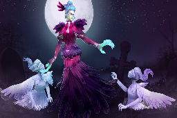 Common Vesture of the Unkind Countess Loading Screen