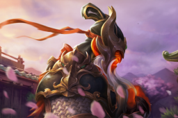 Mythical Loading Screen of the Smoldering Sage