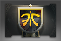 Strange Common Team Pennant: Fnatic