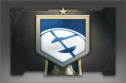 Strange Common Team Pennant: Evil Geniuses