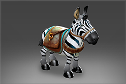 Mythical Braze the Zonkey