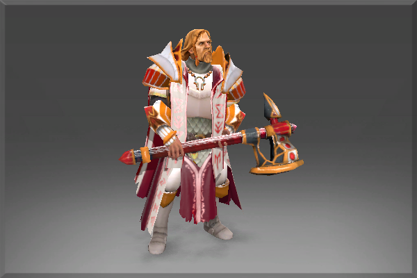 Dota 2 Lion S Immortal Item Fin King S Charm: Armor Of Renewed Faith Set