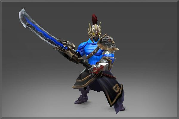 Armour of The Iron Drakken - сет на Sven обменять, купить ...