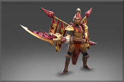Mythical Commander of the Dragon Guard Set