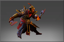 Mythical Flames of Prosperity Set