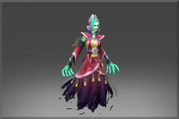 Rare Foreteller's Robes Set