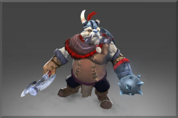 Rare Frostiron Raider Set
