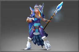 Rare Frozen Feather Set