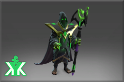 Mythical Garb of the Cruel Magician Set