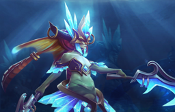 Inscribed Mythical Iceborn Trinity