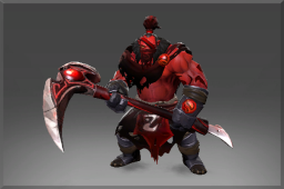 Rare Red Mist Reaper Set