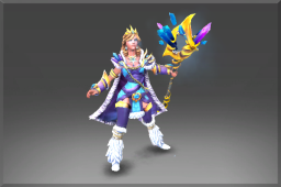 Rare Regalia of the Crystalline Queen Set