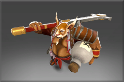 Rare The Drunken Warlord Set