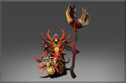 Rare The Exiled Demonologist Set