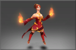 Rare The Garments of the Charred Bloodline Set