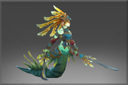 Uncommon The Slithereen Knight Set