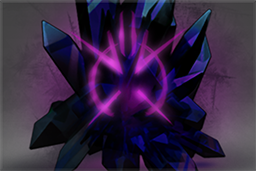 Foulfell Shard A fragment of black crystal that radiates corrupting, abyssal energy. It throbs with the voiceless hatred of demons imprisoned within.