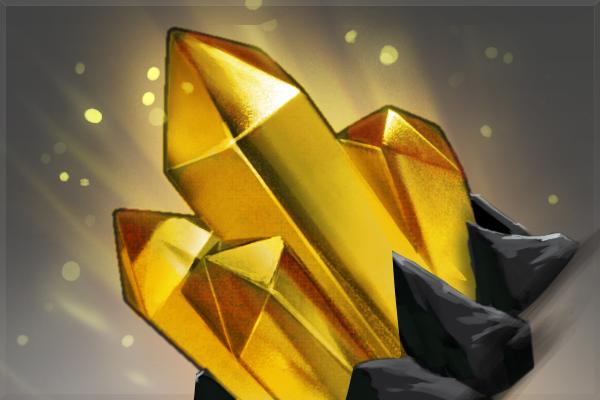 Schema Gold Spectator Gem