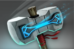 Artificer's Hammer A powerful enchanted hammer used to extract gems that have been socketed into items. This hammer cannot be used on unusual couriers.