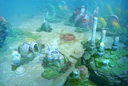 Strange Immortal Reef's Edge