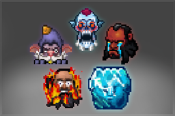 Uncommon Despair Emoticon Pack