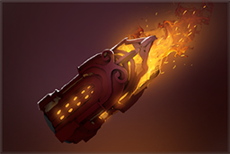 Uncommon Treasure of the Forged Fury