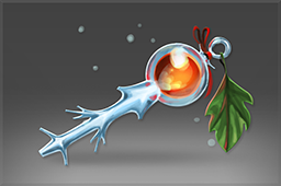 Mythical Frostivus Treasure Key