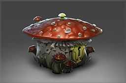 Rare Treasure of the Malignant Amanita