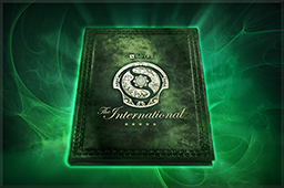 Legendary The International 2013 Interactive Compendium